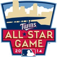 2014 MLB All-Star Game Primary Logo T Shirt Light Iron-on Stickers (Heat Transfers)