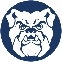 Butler Bulldogs 1990-Pres Secondary Logo Light Iron-on Stickers (Heat Transfers)