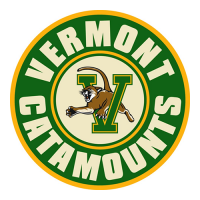 2010-Pres Vermont Catamounts Alternate Logo Heat Press Transfer