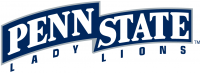 Penn State Nittany Lions 2001-2004 Wordmark Logo Light Iron-on Stickers (Heat Transfers) 3