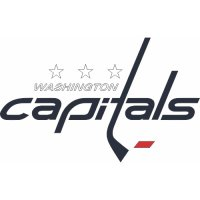 Washington Capitals Alternate Logo  Light Iron-on Stickers (Heat Transfers) version 2