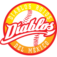 0-pres Mexico Diablos Rojos primary logo Light Iron-on Stickers (Heat Transfers) (Light Iron-on Stickers (Heat Transfers))