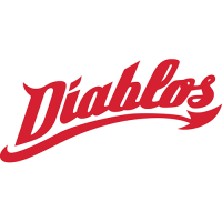 Mexico Diablos Rojos wordmark logo Light Iron-on Stickers (Heat Transfers) (Light Iron-on Stickers (Heat Transfers)) 02