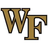 2007-Pres Wake Forest Demon Deacons Primary Logo Light Iron-on Stickers (Heat Transfers)