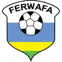Rwanda Football Confederation Light Iron-on Stickers (Heat Transfers)