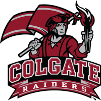 Colgate Raiders 2002-Pres Secondary Logo Light Iron-on Stickers (Heat Transfers)