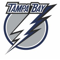 Tampa Bay Lightning Primary Logo  Light Iron-on Stickers (Heat Transfers)