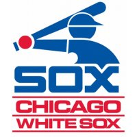 Chicago White Sox Primary Logo  Light Iron-on Stickers (Heat Transfers)