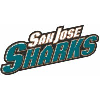 San Jose Sharks Script Logo  Light Iron-on Stickers (Heat Transfers) version 1