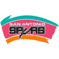 San Antonio Spurs Primary Logo  Light Iron-on Stickers (Heat Transfers)
