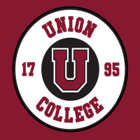 Union Dutchmen 0-Pres Alternate Logo Light Iron-on Stickers (Heat Transfers)