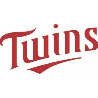Minnesota Twins Script Logo  Light Iron-on Stickers (Heat Transfers) version 2