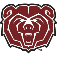 2006-Pres Missouri State Bears Primary Logo Light Iron-on Stickers (Heat Transfers)
