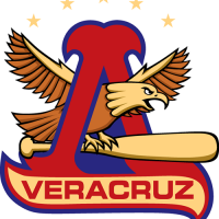 Veracruz Rojos del Aguila primary logo-0-pres Light Iron-on Stickers (Heat Transfers)