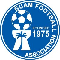 Guam Football Confederation Light Iron-on Stickers (Heat Transfers)