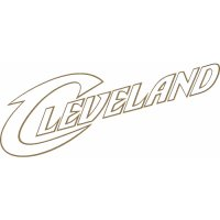 Cleveland Cavaliers Script Logo  Light Iron-on Stickers (Heat Transfers) version 3