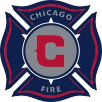 Chicago Fire Light Iron-on Stickers (Heat Transfers)