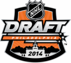 NHL Draft Logo Iron Ons