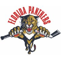 Florida Panthers Alternate Logo  Light Iron-on Stickers (Heat Transfers) version 2