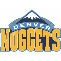 Denver Nuggets Primary Logo  Light Iron-on Stickers (Heat Transfers)