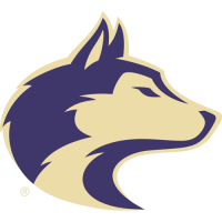 2007-Pres Washington Huskies Secondary Logo Light Iron-on Stickers (Heat Transfers)