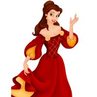 Princess Belle Christmas