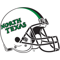 North Texas Mean Green 2005-Pres Helmet Logo Light Iron-on Stickers (Heat Transfers)