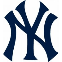 New York Yankees Primary Logo  Light Iron-on Stickers (Heat Transfers)