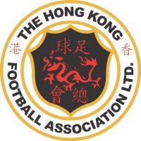 Hong Kong Football Confederation Light Iron-on Stickers (Heat Transfers)