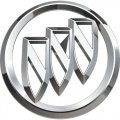 Buick logo Light Iron On Stickers (Heat Transfers) version 2