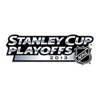NHL Stanley Cup Playoffs Secondary Logo 2013 Light Iron-on Stickers (Heat Transfers)