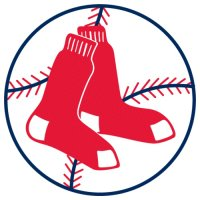 Boston Red Sox Primary Logo  Light Iron-on Stickers (Heat Transfers)
