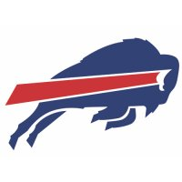 Buffalo Bills Primary Logo  Light Iron-on Stickers (Heat Transfers)