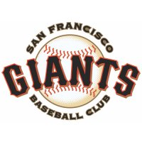 San Francisco Giants Primary Logo  Light Iron-on Stickers (Heat Transfers)