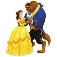 Princess Belle and the Beast