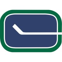 Vancouver Canucks Primary Logo  Light Iron-on Stickers (Heat Transfers)