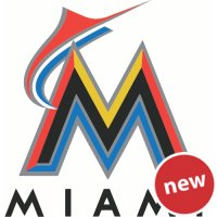 Miami Marlins Primary Logo  Light Iron-on Stickers (Heat Transfers)