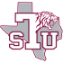 2009-Pres Texas Southern Tigers Primary Logo Light Iron-on Stickers (Heat Transfers)