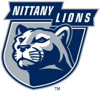 Penn State Nittany Lions 2001-2004 Alternate Logo Light Iron-on Stickers (Heat Transfers) 4