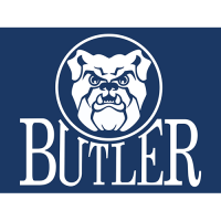 Butler Bulldogs 1990-Pres Alternate Logo Light Iron-on Stickers (Heat Transfers)