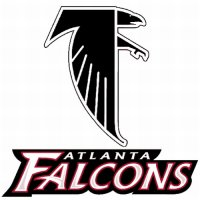 Atlanta Falcons Alternate Logo  Light Iron-on Stickers (Heat Transfers) version 2