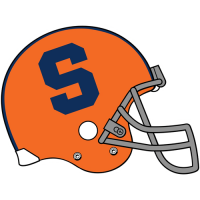2006-Pres Syracuse Orange Helmet Logo Light Iron-on Stickers (Heat Transfers)