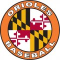 Baltimore Orioles Alternate Logo  Light Iron-on Stickers (Heat Transfers) version 2