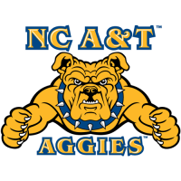 2006-Pres North Carolina A&T Aggies Primary Logo Light Iron-on Stickers (Heat Transfers)