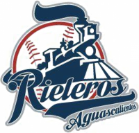 0-pres Aguascalientes Rieleros primary logo Light Iron-on Stickers (Heat Transfers)