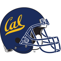 California Golden Bears 1987-Pres Helmet Logo Light Iron-on Stickers (Heat Transfers)