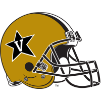 2008-Pres Vanderbilt Commodores Helmet Logo Light Iron-on Stickers (Heat Transfers)