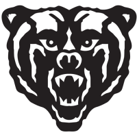 1988-Pres Mercer Bears Partial Logo Light Iron-on Stickers (Heat Transfers)