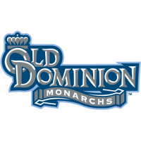 2003-Pres Old Dominion Monarchs Wordmark Logo Light Iron-on Stickers (Heat Transfers)