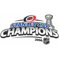 Stanley Cup Champions Logo  Light Iron-on Stickers (Heat Transfers) version 2